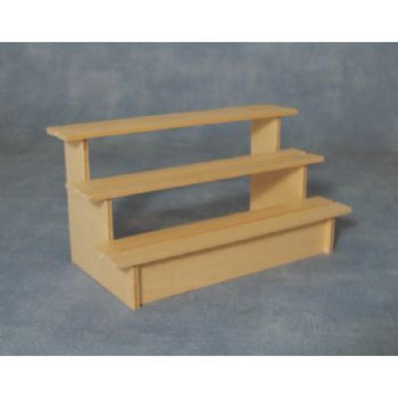 Stall Shelves
