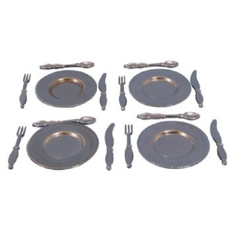 Plates and Cutlery pack