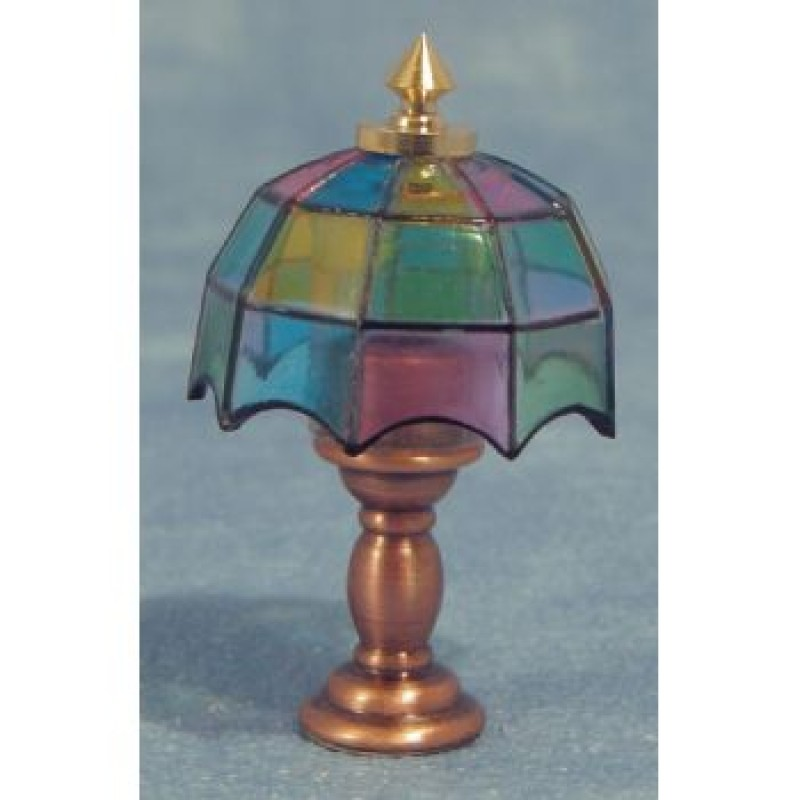 Non-Working Tiffany Table Lamp