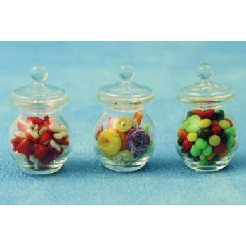 Sweets in a Jar pack of 6