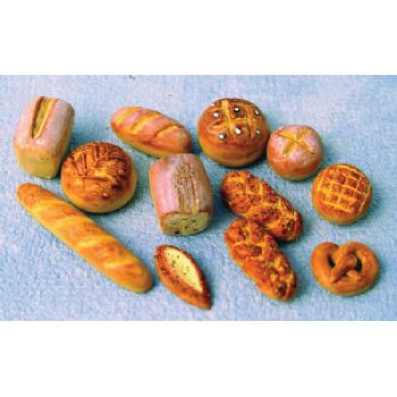 Assorted Bread, 12 pack