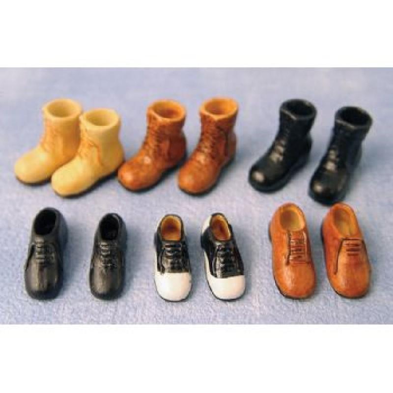 Men's Shoes, 1 pair, Assorted