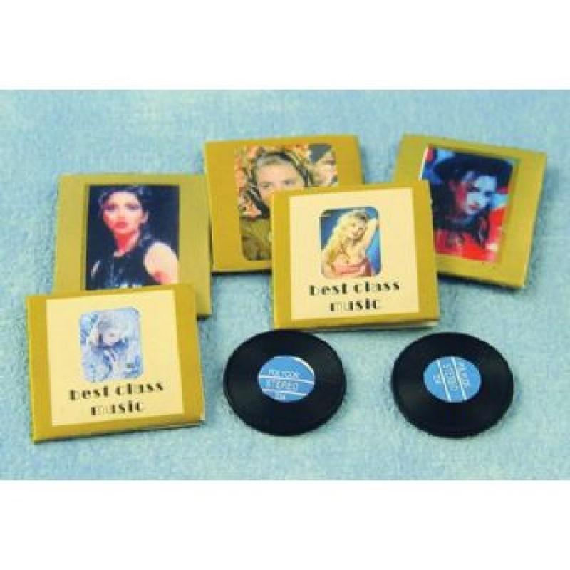 Records, 5 pieces