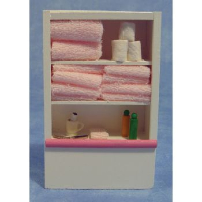 Toiletries and Shelf