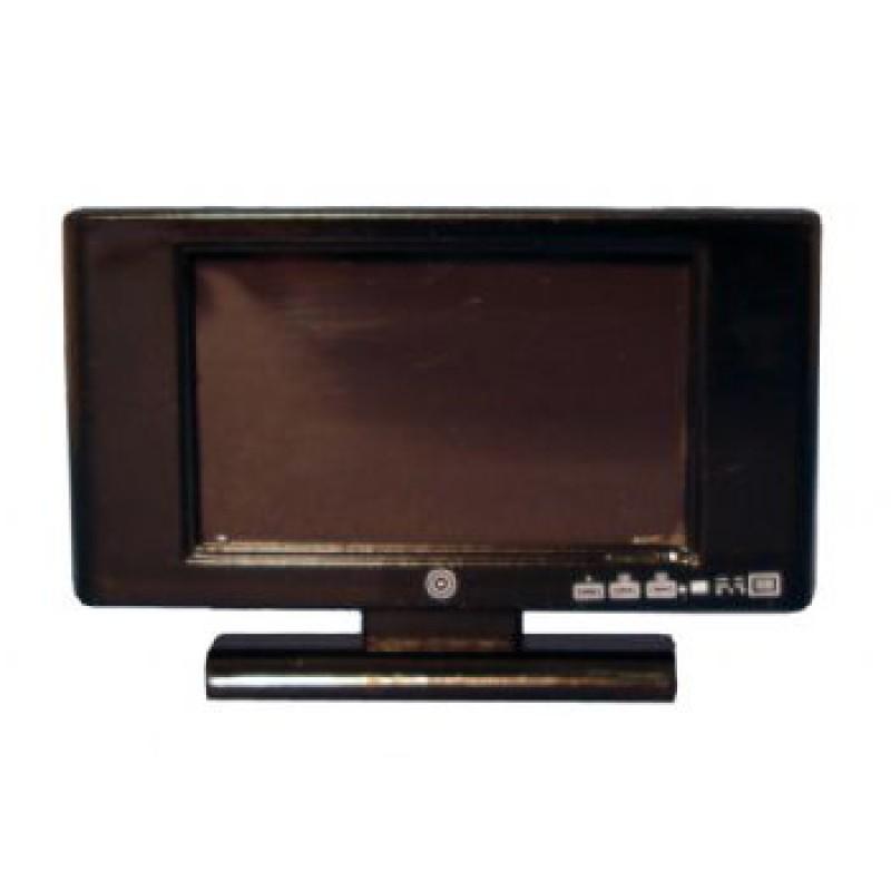 Black 32 Widescreen TV