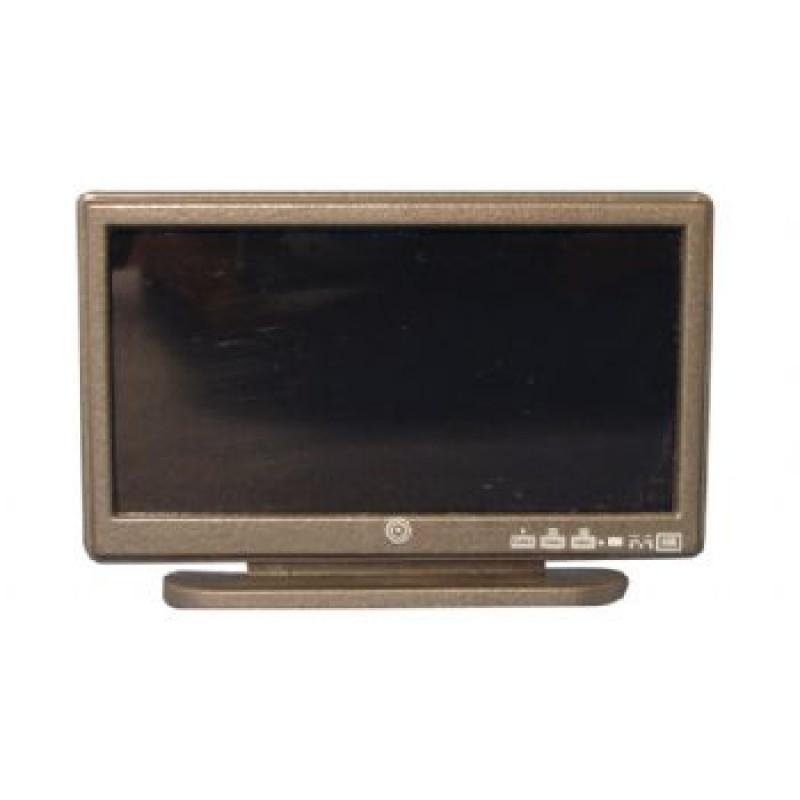 Black 42 Widescreen TV