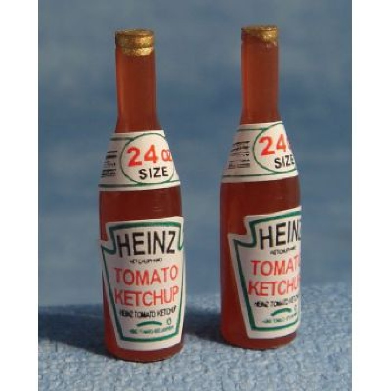 Ketchup, 2 pieces