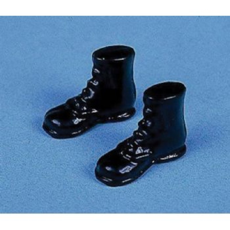 Black Boots pair
