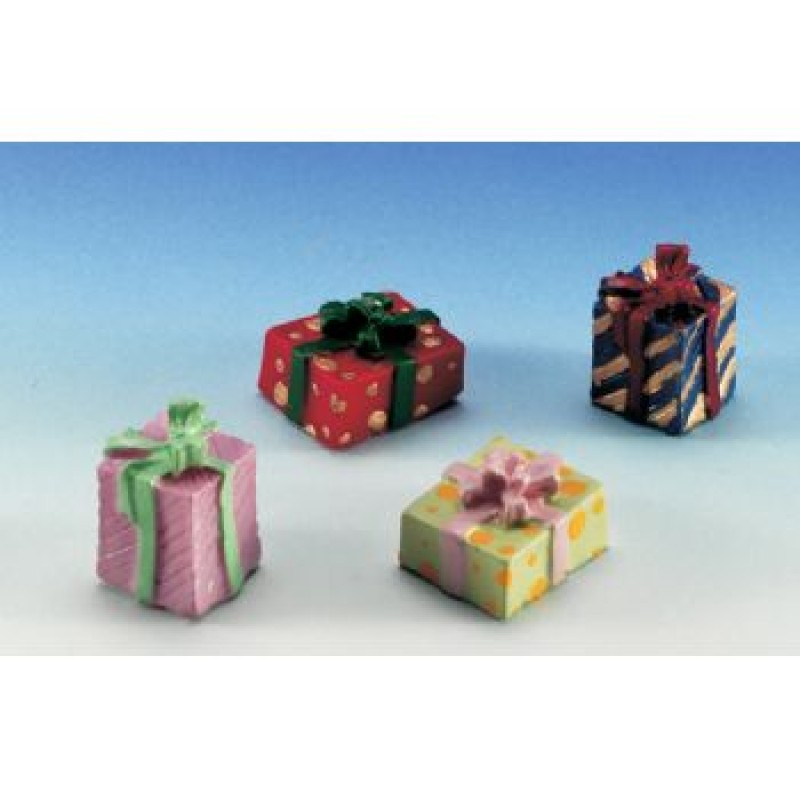 Assorted Gift Boxes, 4 pieces