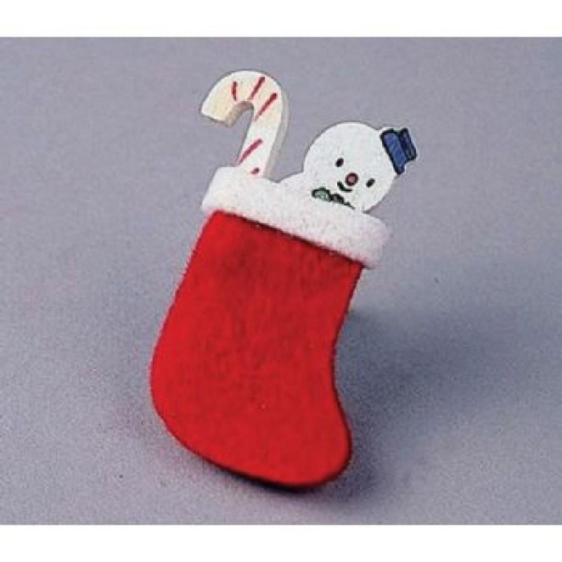 Christmas Stocking Left