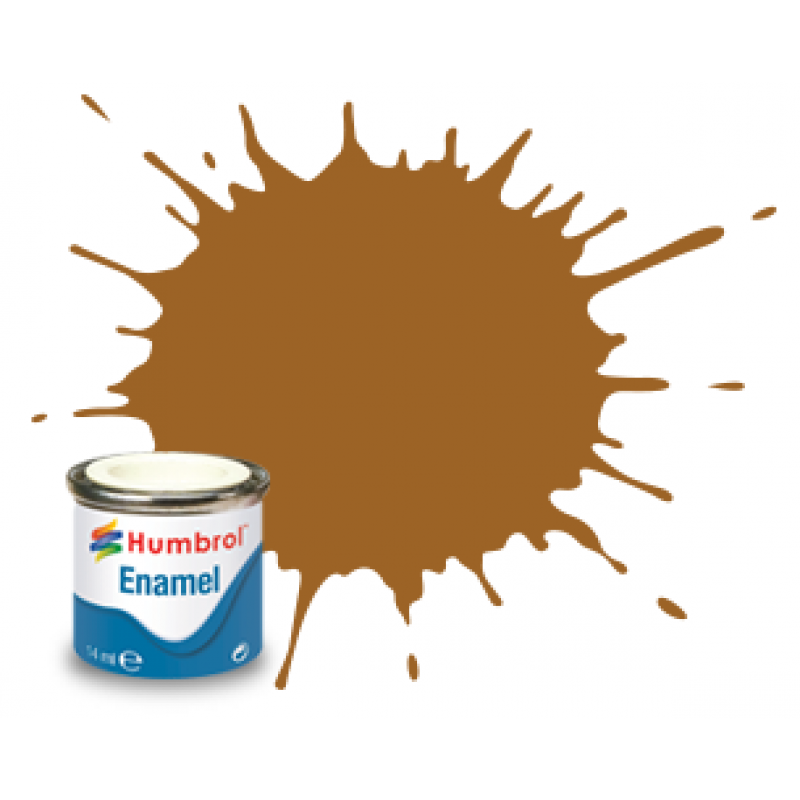 Humbrol 012 Copper Metallic Paint