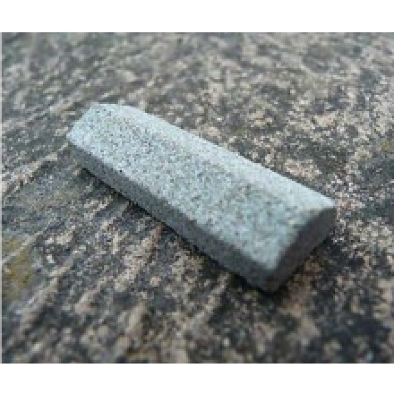 12mm Wide Grey Stone Stone Wall Copings, 5 Pack