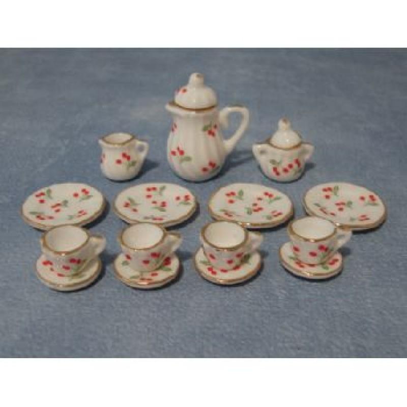 Cherry Tea Set