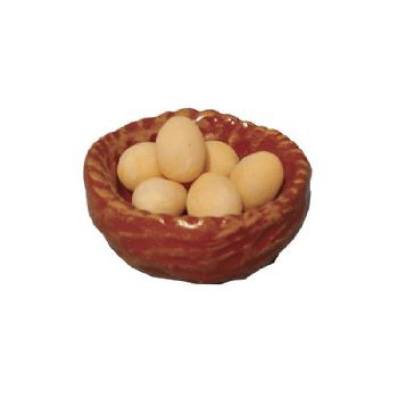 Basket With Eggs, 2 Pack