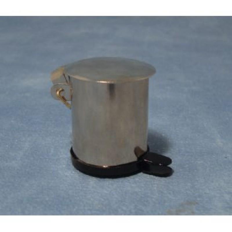 Stainless Steel Peddle Bin