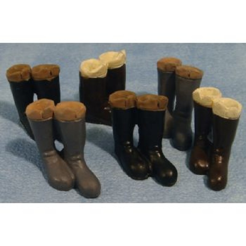 Tall Boots 6 pack