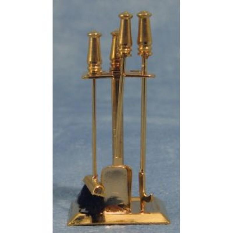 Brass Companion Set