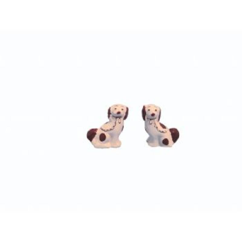 Staffs Dogs, 2 pieces