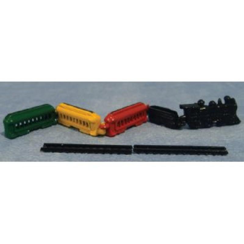 Metal Train Set