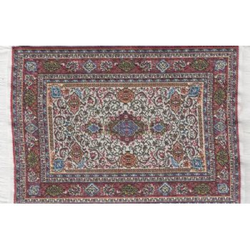 Turkish Carpet Maroon