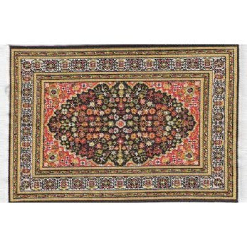 Turkish Carpet Green