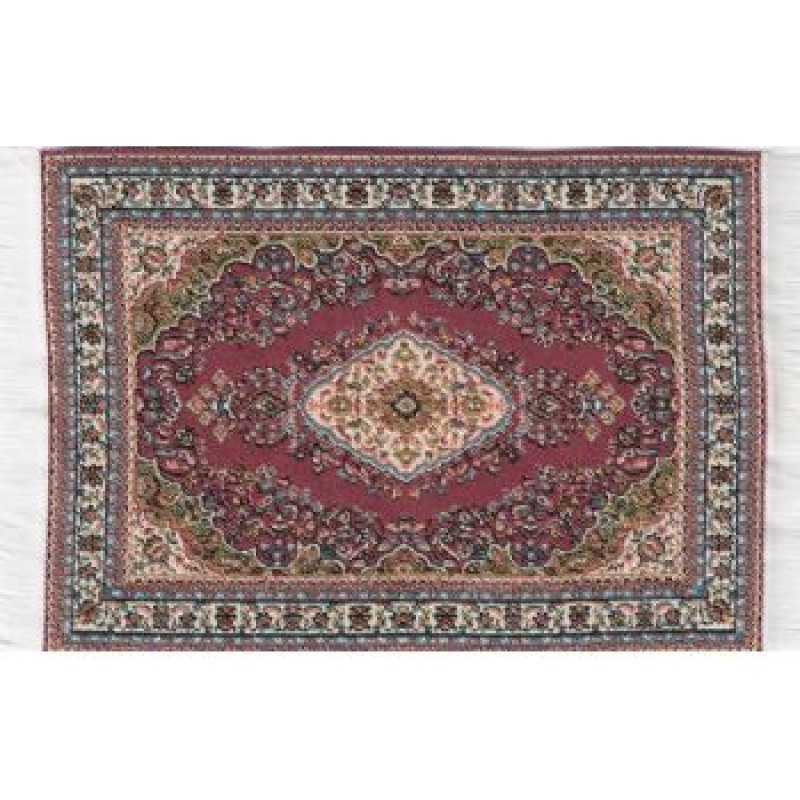 Turkish Carpet Red