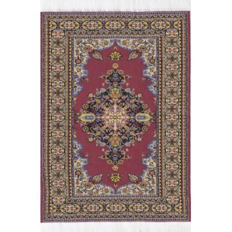 Turkish Carpet Red