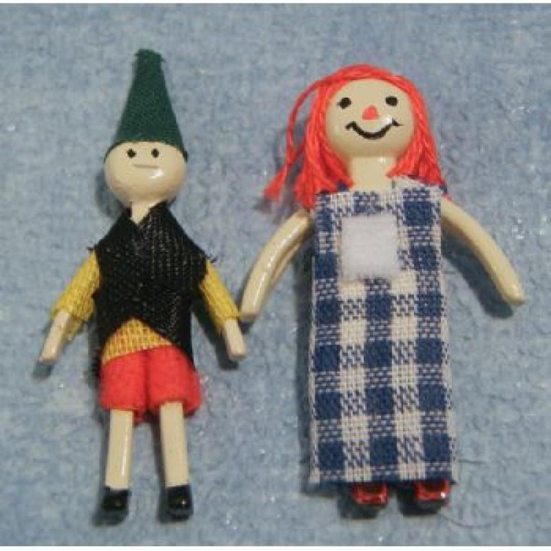 Rag Dolls, 2 pack
