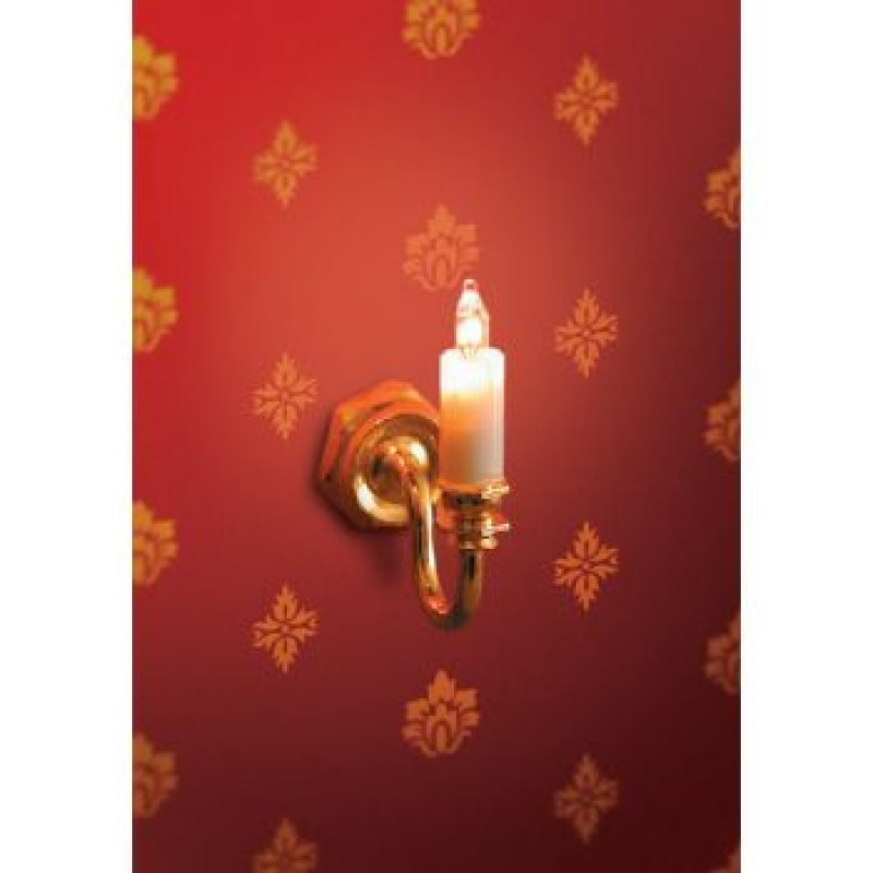 Single Wall Candle Lamp