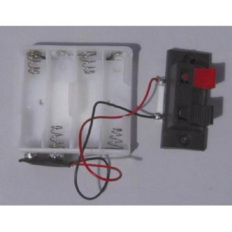 12V Battery Holder