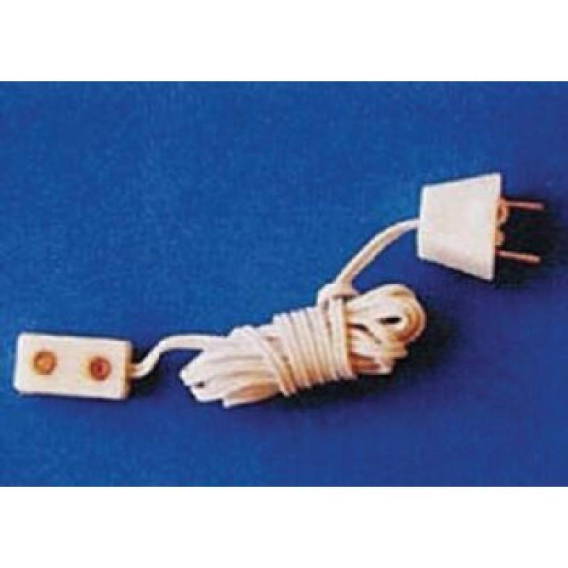Socket and Plug, 4 pack
