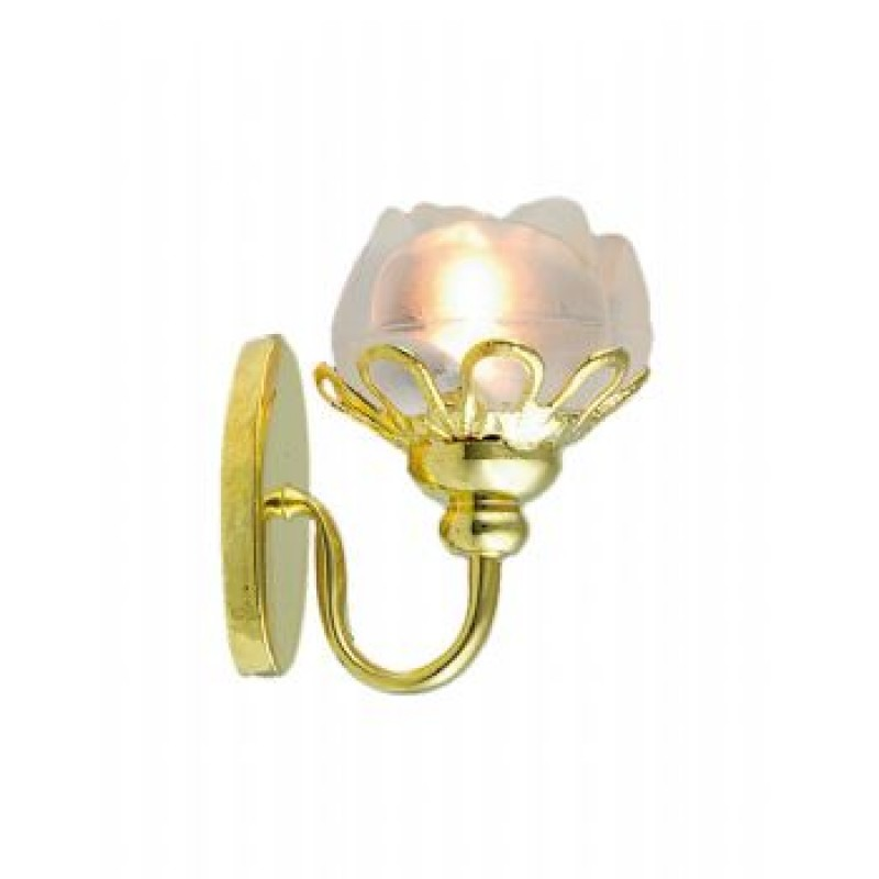 Wall Flower Sconce
