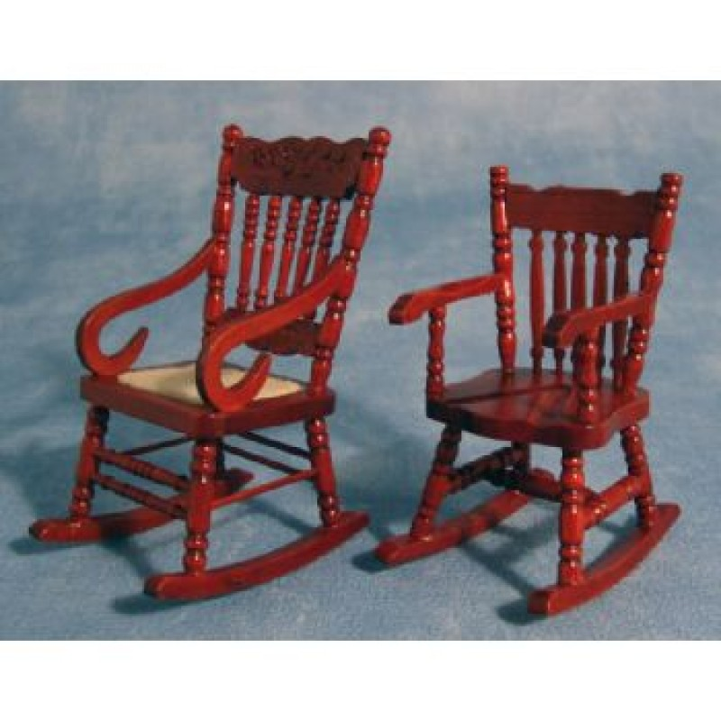 Rocking Chairs, 2 pieces