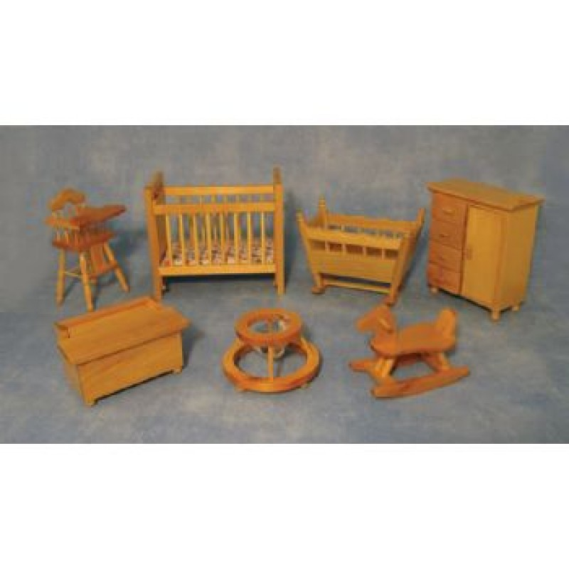 Pine Nursery Set