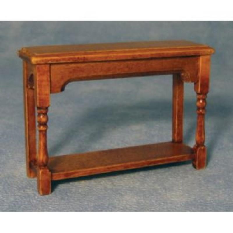 Oak Hall Side Table