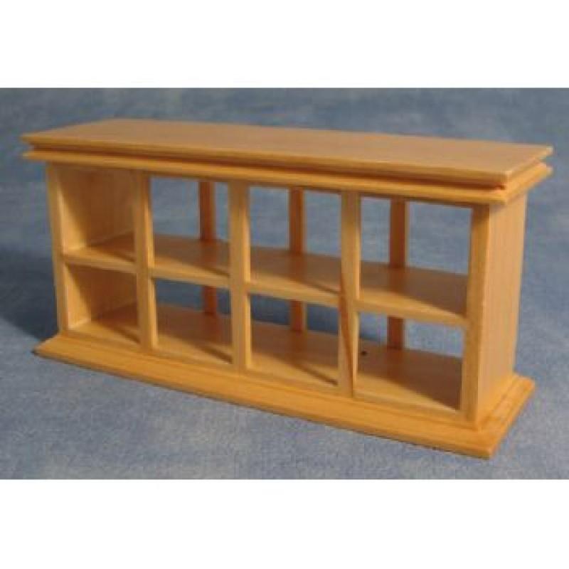 Pine Shop Counter