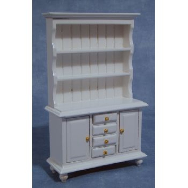 White Welsh Dresser