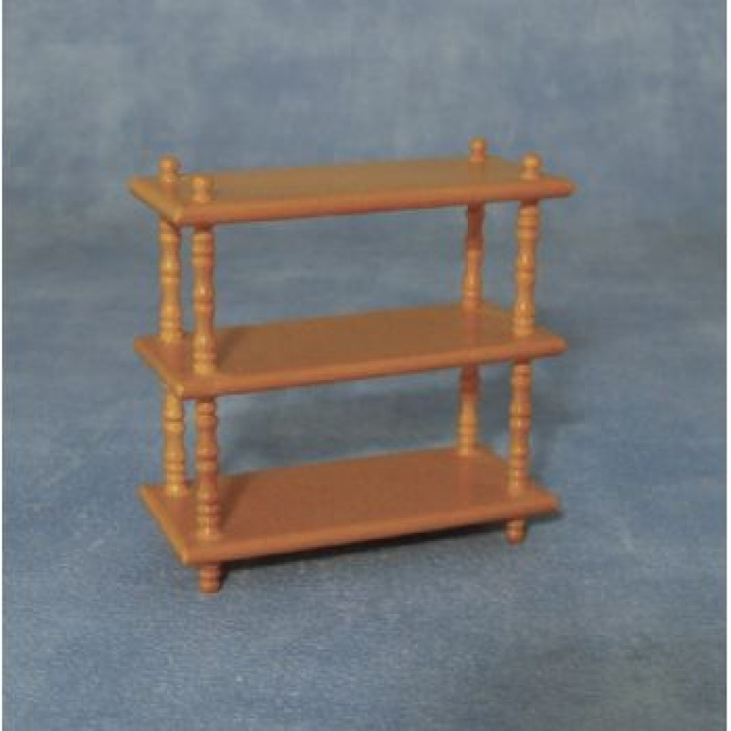 Pine Set of Shelves