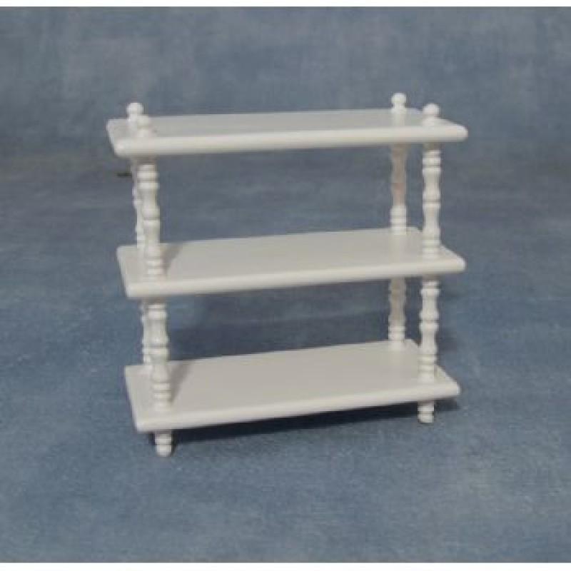 White Set of Shelves