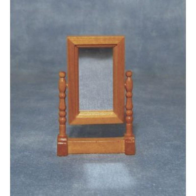 Pine Swivel Mirror