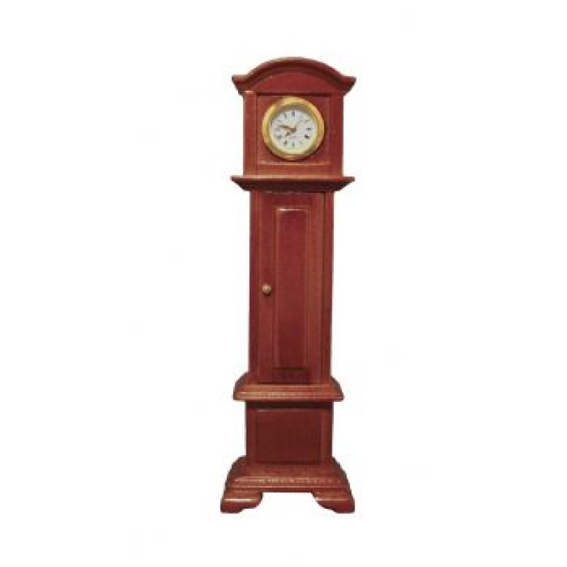 Oak Working Grandfather Clock