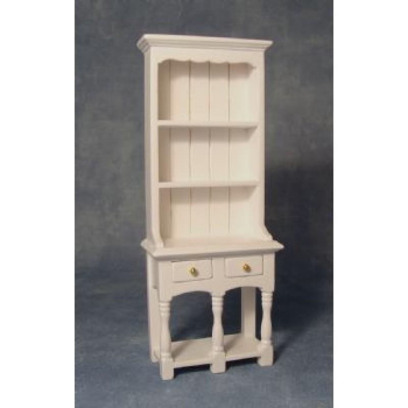 White 2 Drawer Dresser
