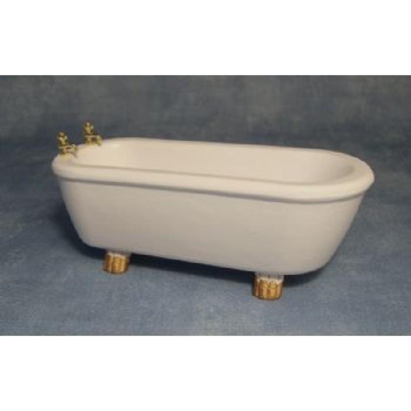 Bath with Feet