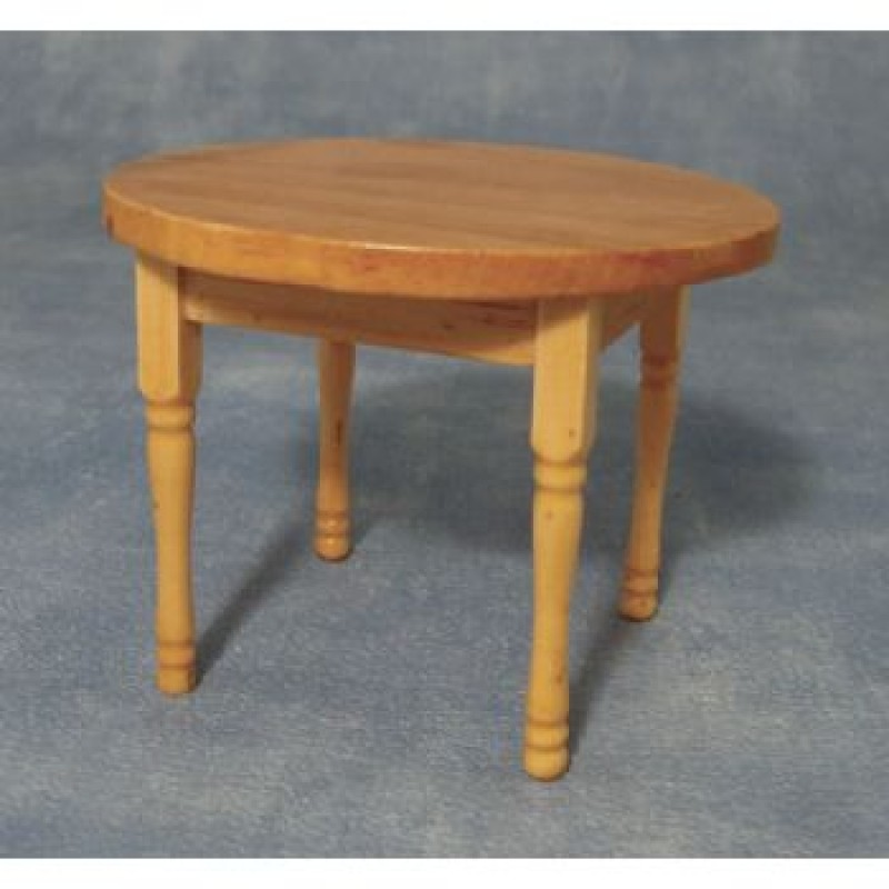 Pine Round Table