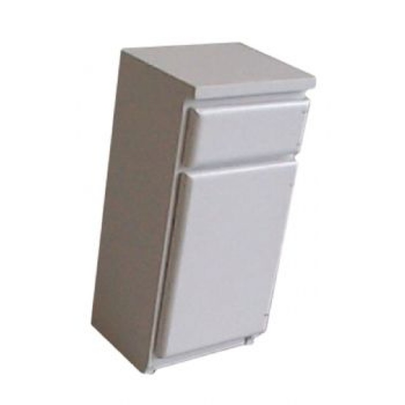 White Larder / Cupboard Fridge