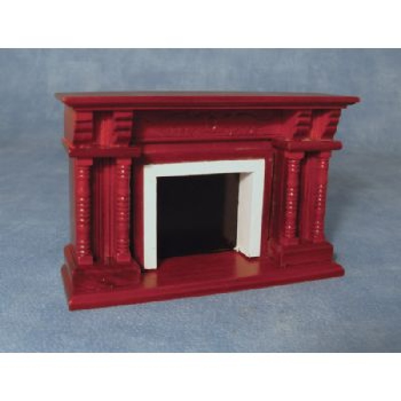Large Fireplace