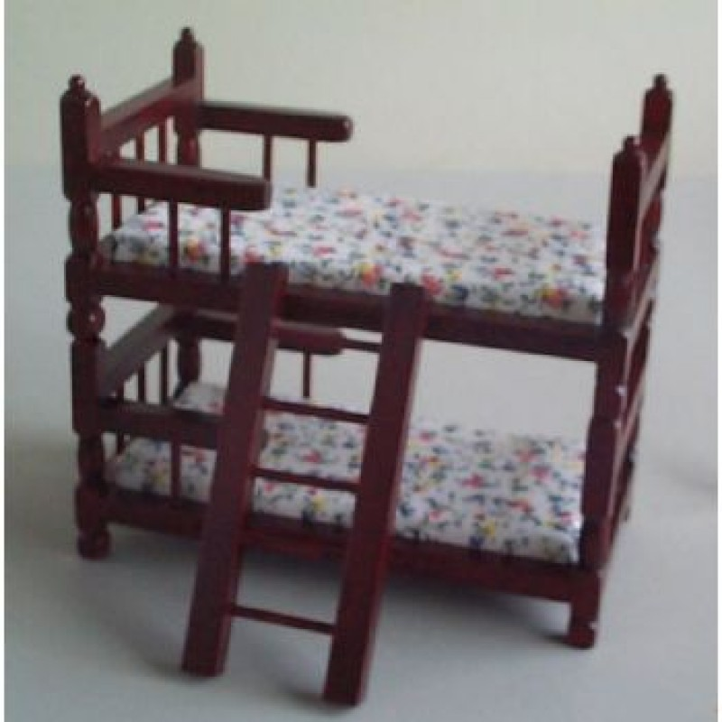 Mahogany Bunk Beds