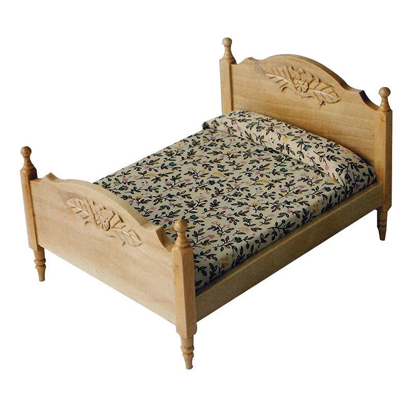 Pine Double Bed