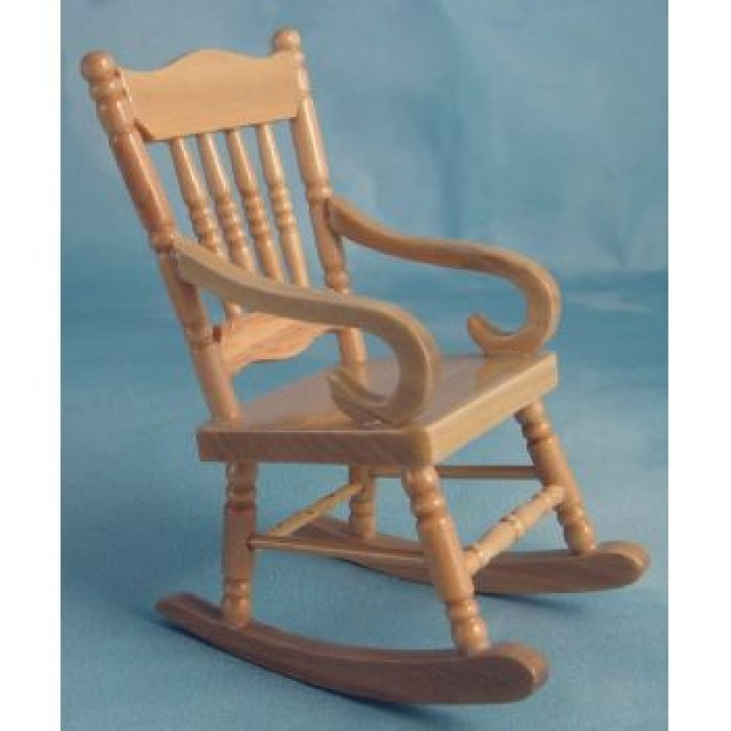 Pine Kitchen Rocking Chair