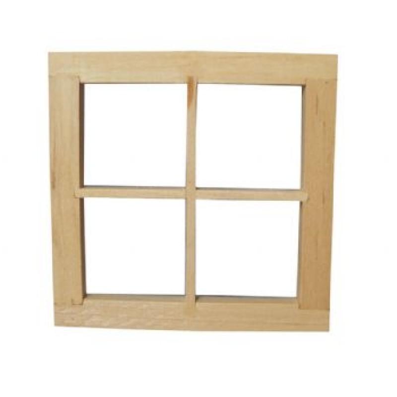 Four Pane Window